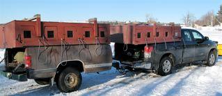 A good Maine truck.