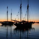 Golf and sail the Maine Coast