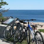 Bike-friendly Maine