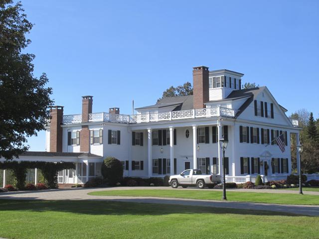 Hannibal Hamlin House in Paris Hill, Maine. Hilary Nangle photo. IMG_5883