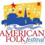 The American Folk Festival celebrates the nation's multicultural traditions and takes place on the waterfront in downtown Bangor, Maine.