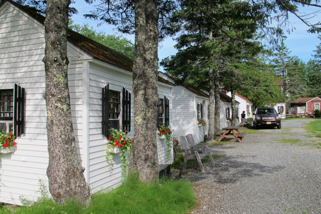 The Open Hearth Inn offers budget-friendly accommodations in Trenton. ©Hilary Nangle