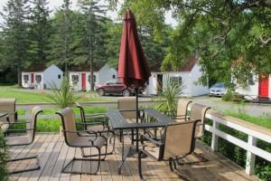 Open Hearth Inn, Trenton, Maine. Hilary Nangle photo. IMG_3681