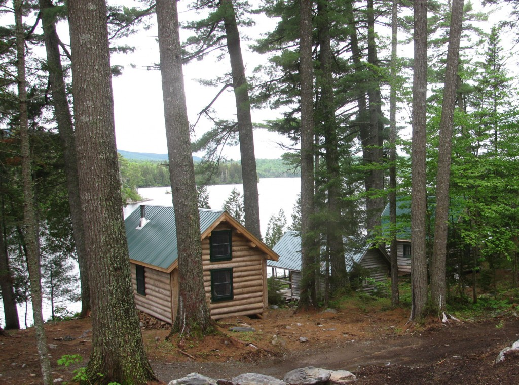 Hike in Maine's 100-Mile Wilderness