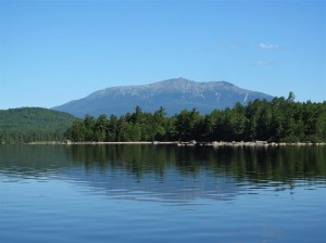 Plan ahead if you plan to hike Katahdin, Maine's tallest peak, especially if you plan to add the Knife Edge connecting Baxter with Pamola Peak. Hilary Nangle photo.
