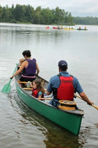The Northern Forest Canoe Trails is mapped in sections, detailing a chain of waterways from the New Hampshire border to Fort Kent. Paddle it all or pick and choose. Credit Rebecca Schinas/Northern Forest Canoe Trail