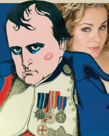 PORTopera will stage The Daughter of the Regiment in late July 2011.