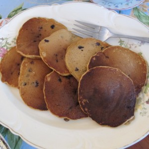 After fueling with Elsa's blueberry gingerbread pancakes, hike the trails on Schoodic Point or the peaks in the nearby Donnell Ponds Public Reserve Lands. Hilary Nangle photo.