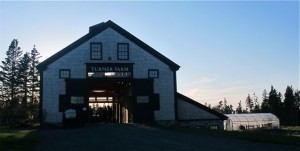 Visit Turner Farm, on North Haven Island, for fresh, local produce and wonderful goat cheese. Hilary Nangle photo