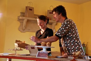 Until opening a separate commercial kitchen on their property in 2011, Kate and Steve Shaffer operated Black Dinah out of their home kitchen on Isle au Haut.