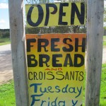 Tinder Hearth is renowned for its fresh breads, but it also hosts Open Mic nights. Hilary Nangle photo.