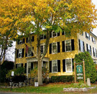 The Capt. Lord Mansion is a grand bed and breakfast, with captain-sized rooms in Kennebunkport, Maine. Courtesy photo
