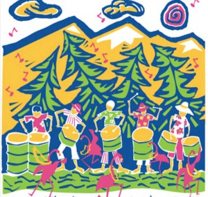 Love steel pan music? Don't miss the all-day festival at Sugarloaf, Carrabassett Valley, Maine, on May 6. Courtesy image