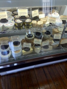 Like cheese? You'll love Eat More Cheese, a new specialty food store in downtown Belfast, Maine. courtesy image