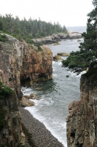 When visiting the Schoodic section of Maine's Acadia National Park, be sure to check what activities are planned by SERC. Hilary nangle photo