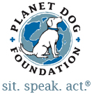 Planet Dog supports canine causes through its Planet Dog Foundation