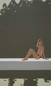 The Colby College Museum of Art in Watervill, Maine, holds the world's largest collection of works by American artists Alex Katz.