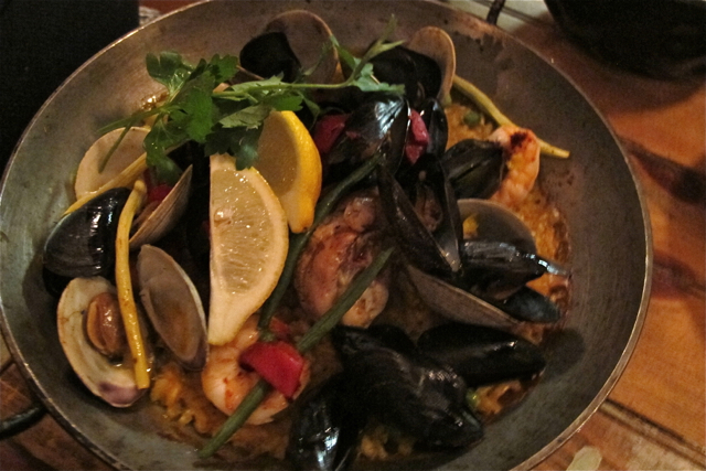 Seek out Caiola's in Portland for creative and well prepared Mediterranean fare. Hilary Nangle photo.