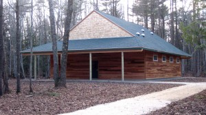 The new Ferry Beach State Park Nature Center in Saco will open formally on Saturday, July 14, with a 1 p.m. ribbon-cutting ceremony, followed by family-centered nature activities.  (Maine Bureau of Parks and Lands photo)