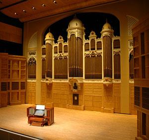 Don't miss the Kotzschamar Centennial Festival, Aug. 17-22, 2012; next chance to hear the organ will be in 2014.