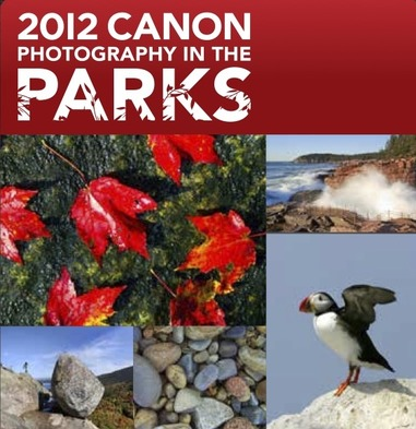 Free Cannon camera and video workshops and classes in Acadia National Park.