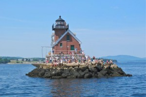 Visit Rockland Breakwater Light. Hilary Nangle photo.