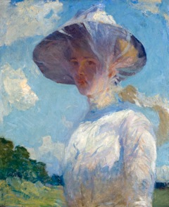 Impressionist Summers: Frank W. Benson's North Haven at the Farnsworth Museum has been extended through Dec. 30, 2013