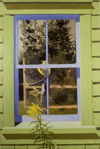 Lois Dodd: Catching the Light is on view at the Portland Museum of Art January 17 - April 7, 2013