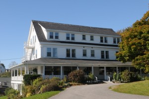 The historical East Wind Inn in Tenants Harbor has a new owner. Tom Nangle photo