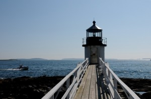 Marshall Point Light, Tom Nangle photo