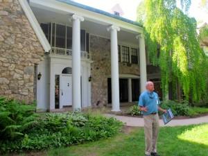 Stone House, Wolfe's Neck, Freeport. Hilary Nangle photoIMG_2371