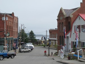 Downtown Eastport Hilary Nangle photo