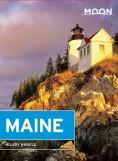 Moon Guide to Maine by Hilary Nangle