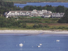 The Inn by the Sea is one of roughly two dozen inns, hotels, motels, and resorts that offer 50% off the rate during the annual Hospitality for Habit promo each spring. Courtesy photo