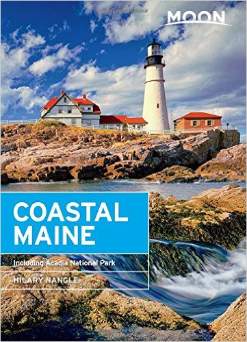 Moon Guide Coastal Maine by Hilary Nangle