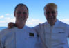Chefs Mark Gaier & Clark Frasier won a James Beard award for Arrows, in Ogunquit, now they're at MC Perkins Cove. ©Hilary Nangle