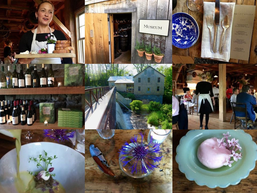 It's worth the effort to score a reservation at The Lost Kitchen in Freedom, Maine. ©Hilary Nangle
