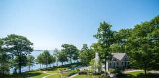 Escape to the ocean-front Inn at Ocean's Edge in Lincolnville, Maine. Courtesy photo