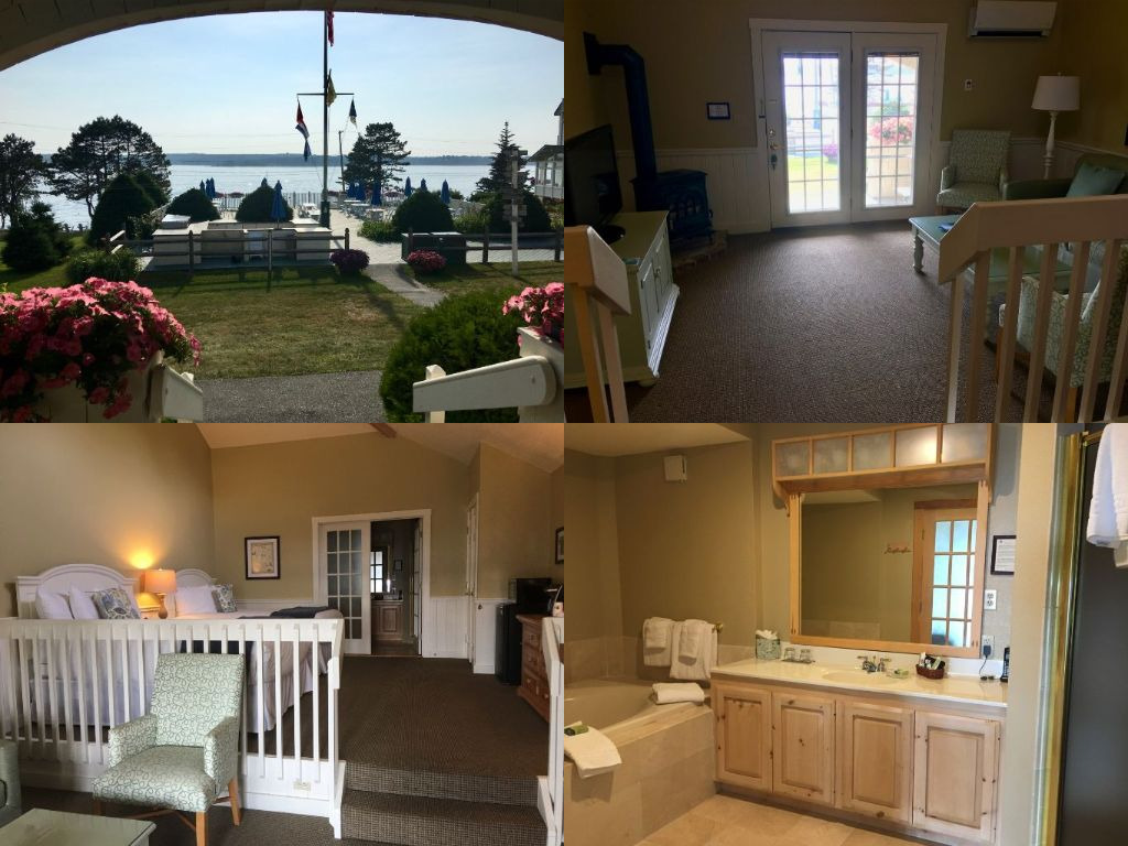 Checking In Oceanfront Spruce Point Inn Boothbay Harbor Review