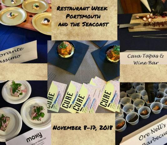 Restaurant week portsmouth